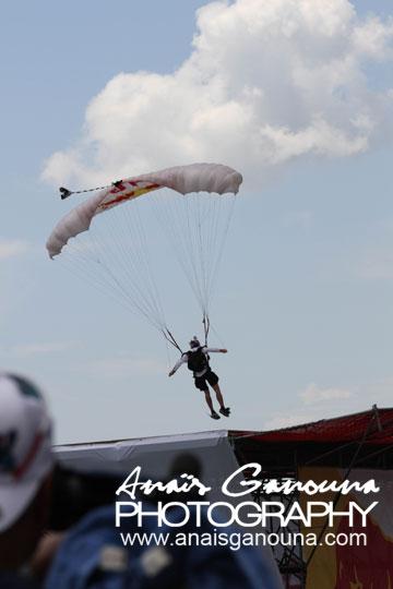 Sky Diver Redbull Flugtag Miami