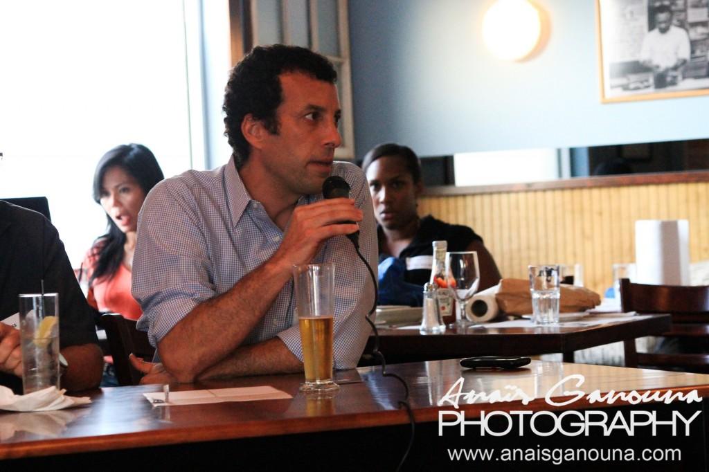 James Rosenberg @ The StartUp Forum