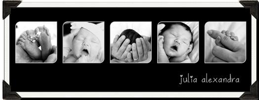 collage, newborn, series, artistic, b&w, black and white