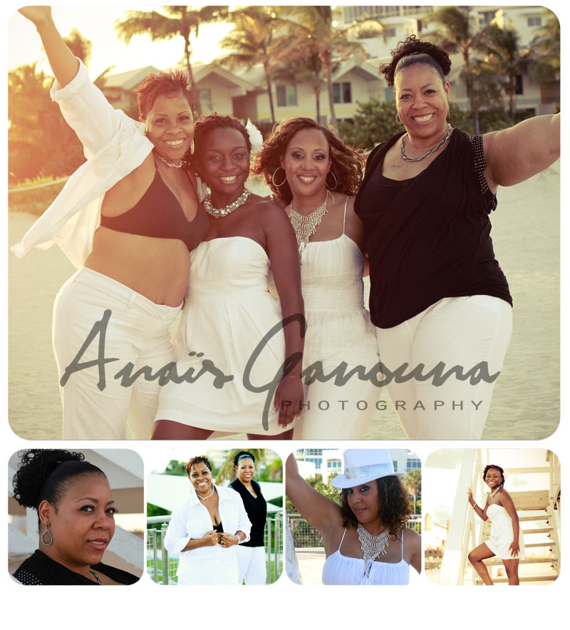 GirlsWeekend Sneak Peak: Ladies Miami Weekend | Miami Portrait Photography
