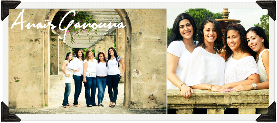 Leavitt Leavitt Ladies | Family Portrait Coral Gables